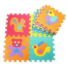 Enfants Jouets Bébé Tapis de Jeux Éducatifs Puzzle Lecture + Apprentissage + Tapis de Sécurité Bébé Jouets Enfants Tapis Tapis pour Enfants tapis En Développement Tapis