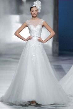 abito sposa 2014 San Patrick modello Hamsa