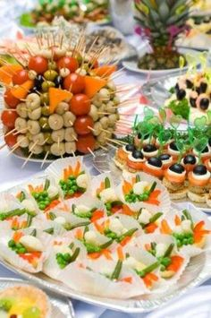 Find Catering Buffet Style Banquet Snacks Appetizers stock images in HD and millions of other royalty-free stock photos, illustrations and vectors in the Shutterstock collection. Appetizers Table, Wedding Appetizers, Appetizer Dips, Appetizer Recipes, Party Recipes, Appetizer Table Display, Appetizer Party, Food Displays, Snacks Für Party
