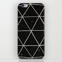 iPhone & iPod Skin featuring Geodesic by Terry Fan