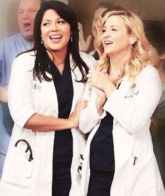 Callie & Arizona (Grey's Anatomy)