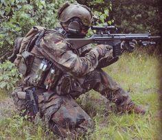 Bundeswehr / EGB-Kräfte FschJgBtl 373