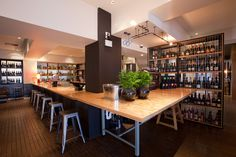 Grosvenor Hotel restaurant and bar by Red Design Group, Melbourne hotels and restaurants