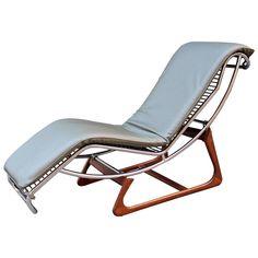 Italian Chaise Longue by Gimo Fero ca.1970's