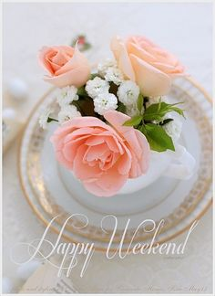 Happy week end Bon Weekend, Good Morning Happy Weekend, Good Afternoon Quotes, Hello Weekend, Enjoy Your Weekend, Friday Weekend, Happy Day, Sunday Morning Quotes, Night Quotes