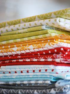 Angela Yosten: GIVEAWAY... Aurifil Thread and Moda Bundle!