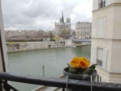 2 bedrooms rental paris ile saint louis area Ile st louis 75004 Paris