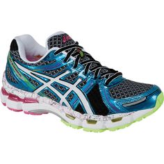 Asics GEL-Kayano 19...Coming soon!  Love the colors!