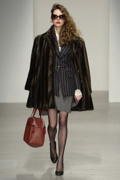 AW 14/15 Red Label: Look 03