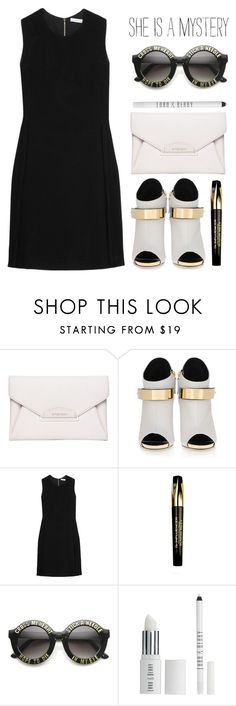 """Sem título #329"" by kawrose02 ❤ liked on Polyvore featuring Givenchy, Giuseppe Zanotti, Victoria, Victoria Beckham, Sunday Riley, ZeroUV and Lord & Berry"