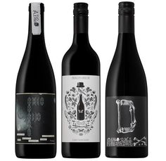These curiosity shop-inspired labels. | 33 Brilliantly Designed Wine Bottles