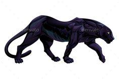 Vector Panthers - Leopard Black Panther Felidae Illustration PNG - black panther, art, big cats, carnivoran, cat like mammal Black Panther Drawing, Black Panther Cat, Panther Leopard, Black Panther Tattoo, Black Panthers, Panther Pictures, Bild Tattoos, Black Jaguar, Anime Animals