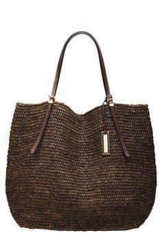 Michael Kors bag, $495, shopBAZAAR.com.