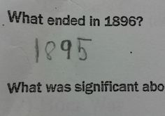 21 Funny Test Answers | Pleated-Jeans.com