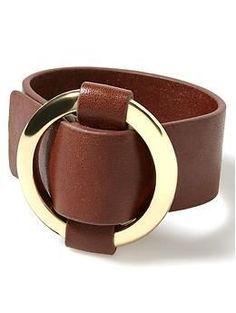 Leather Wide Belt Bracelet Get superb leather watch designs at 90% off wholesale price on our website.