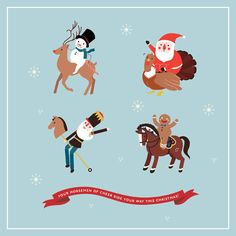 christmas_horsemen.jpg 600×600 pixels