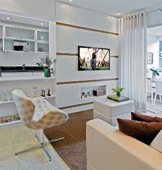 O que evitar na decoração de apartamento pequeno - Parte I   Simples Decoracao   Simples Decoração
