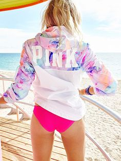 Push-Up Triangle Top PINK