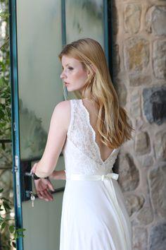 Nicole - Boho wedding dress , bohemian wedding dress, Hippie wedding dress by thebride2b on Etsy https://www.etsy.com/listing/234875172/nicole-boho-wedding-dress-bohemian
