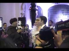 Casamento não tem que ser tudo igual! Homenagem aos noivos com Santo Antonio - O Casamenteiro!!!