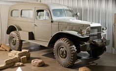 1942 Dodge WC53 4x4 Field Sedan