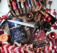 Good morning and happy #mapmonday everyone!!! Today I wanted to retire the stunning Hundredth Queen series by @emily_r_king!!! . I have read and highly recommend this series to anyone who love YA high fantasy!!! If your interested I do have an international giveaway running for a copy of the Fire Queen (check out my original post about 10 rows down in my feed)!!! . Tell me some of your favorite ya fantasy series!!! . . . . . #TheFireQueenTour #thefirequeen #thehundredthqueenseries…