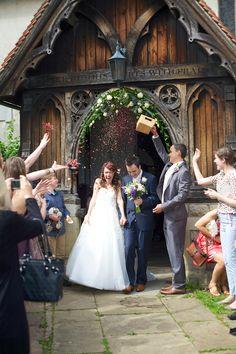 Traditional English Wedding Ceremony