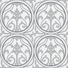 Gothic - medieval pattern designs • Timeless • Design Wallpapers • Berlintapete • Circle Vector Ornament (No.13184)