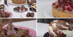 Chocolateria de microondas