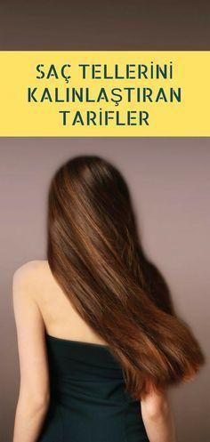 Saç telleriniz ince ise bu 9 tarif hayatınızı değiştirecek...