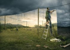 Swedish-born photographer and retoucher Erik Johansson is an undisputed master at photo manipulation, as can be seen from his mind-boggling depictions of everyday scenes with major twists. Part surreal wonders, part mind-boggling optical illusions, the Berlin-based artist's images depict impossible situations that transcend our experiences of daily life. Looking at his impressive creations, it's no surprise to learn that the 29-year-old is inspired by the likes of M.C. Escher and Salvador…