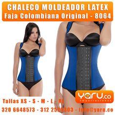 c03407521c Yaru.co - Chaleco de Latex 2 y 3 lineas · Fajas Ann CheryColombian ...