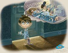 The World through the eyes of Children - Pierrette Diaz