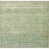 Found it at Wayfair - Rune Green Area Rug