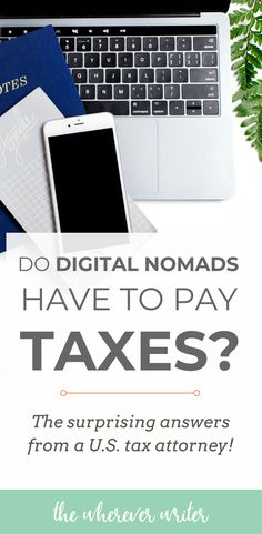 Do digital nomads ha