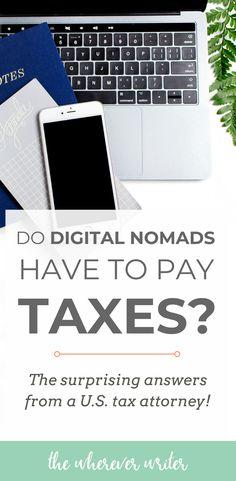 Do digital nomads ha