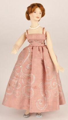 how to: mini doll ballgown