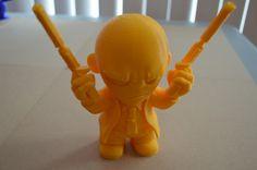3D Printing : Hitman - Mixshop Blogs