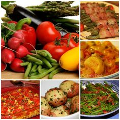 A great collection of southern vegetable and side dishes from Deep South Dish.