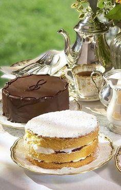 Wonderful tea time!