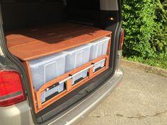 VW T5/T6 Multivan - TRAVEL-SLEEP-BOX