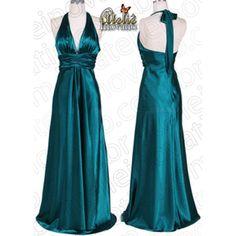 vestido de festa de cetim longo - Pesquisa Google Tiffany, Formal Dresses, Fashion, Vestidos, Satin, Party Dress, Dresses For Formal, Moda, Formal Gowns