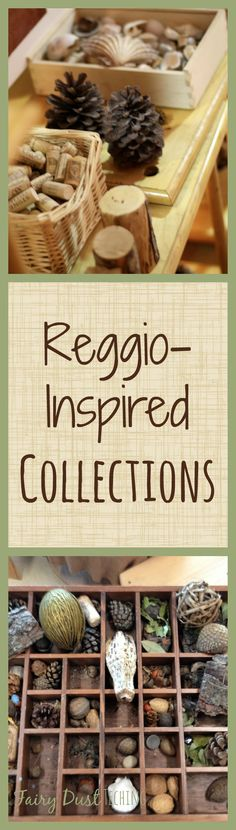 Beautiful Reggio-Inspired Collections.