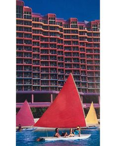 ⛵️Ad for Crystal Palace, Resort and Casino. Bahamas. 1988. Scan: @neontalk … #80srainbow #80sarchitecture #vintagearchitecture #retroarchitecture #minimalism #flashback #80slook #80sart #80shouse #80sglam #80svintage #colorfularchitecture #anos80 #miamivice #80sluxury #80s #eighties #miamivicestyle #80tal #los80 #80年代 #futurism #retrodesign #80sgradient