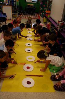 Mrs. Lee's Kindergarten: Brown Bear, Brown Bear Activities