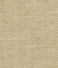 Robert Allen Valemont Fog Fabric - $56.55 | onlinefabricstore.net 100% linen
