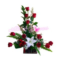 ramo de 12 rosas rojas - Buscar con Google