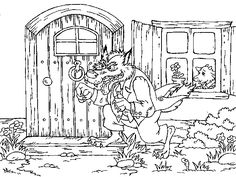 maerchen rumpelstilzchen   10derwolfunddie7geissleinkl   fairy tales pre   fairy tale