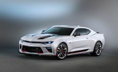 2018 Camaro SS is the brand new sport car manufactured by Chevy that will be one of the best competitors for the other sports car such as Dodge and Ford. Chevrolet Camaro, Corvette, Camaro Car, Chevy Chevelle, 2018 Camaro Ss, Camaro 2016, Buick, Cadillac, Camaro Concept