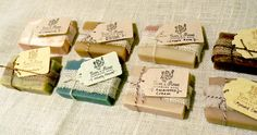 Lion & Rose Handmade Soap Blog: New Packaging and Big News!